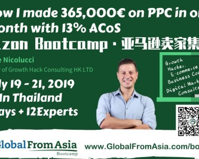 How I made 365,000 Euros on PPC in one month with 13% ACoS, Amazon PPC (advanced)