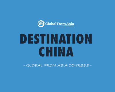 Destination China: Moving to China and Starting a Sourcing Company